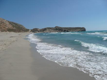 PATARA Strand, Lykische Küste