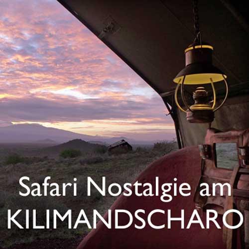 Reisebericht Tansania Safari Camp Kilimajaro Reiseblog