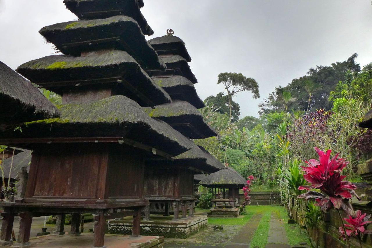 Tempelanlage Pura Luhur Batukaru