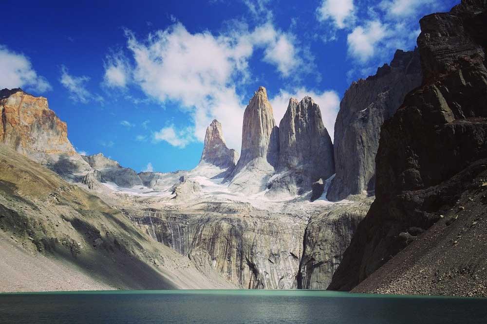 Felstürme am Mirador Base de las Torres