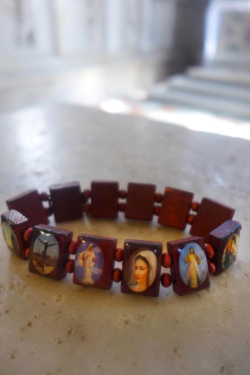 Souvenir aus der Kirche von Trogir