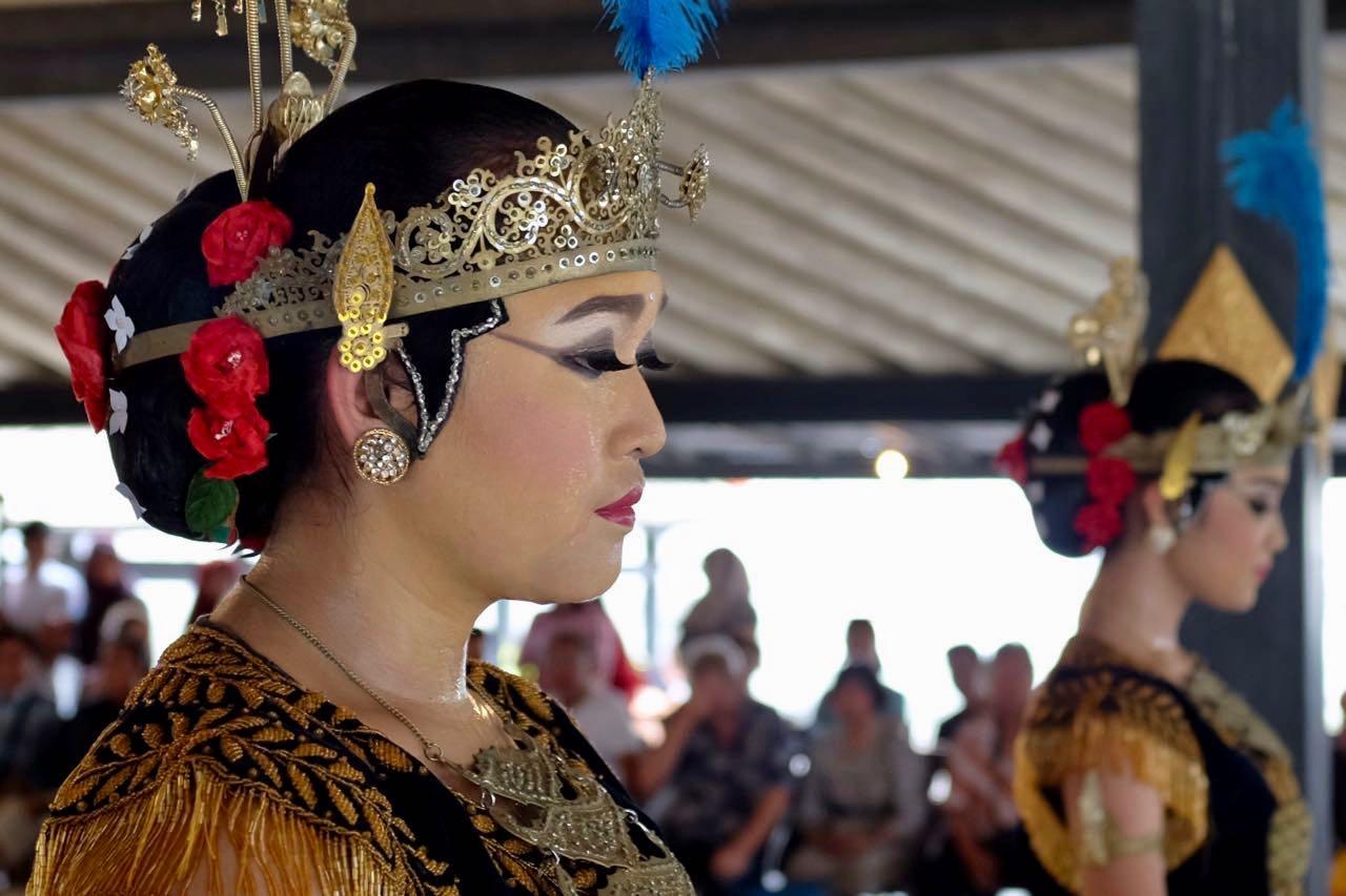 Yogyakarta kulturelles und künstlerisches Herz von Java