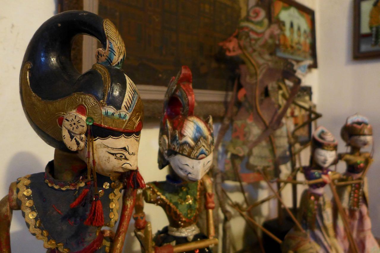 Dewi Tara Antique Shop, Yogyakarta