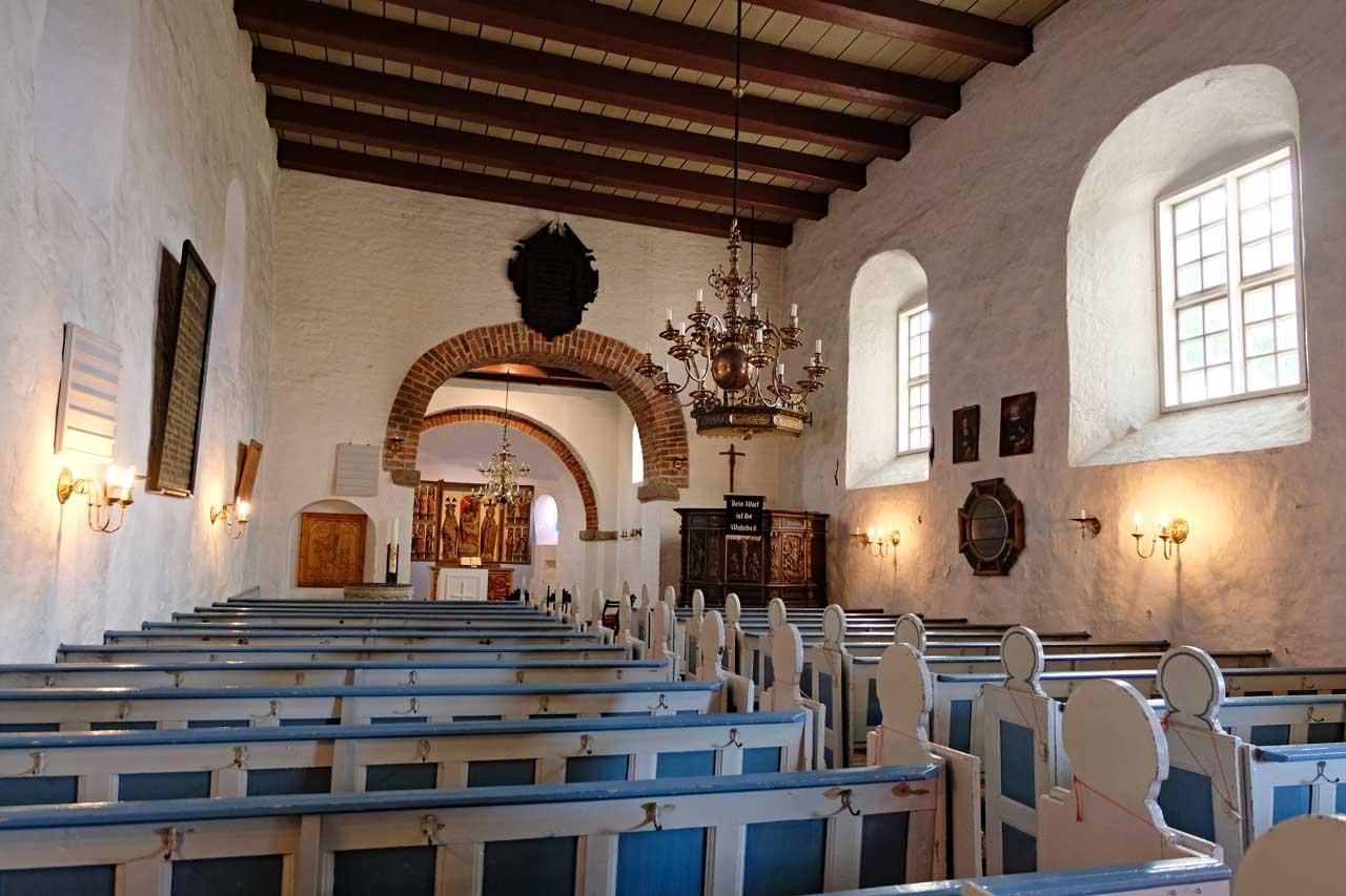 St. Martin-Kirche Morsum Sylt