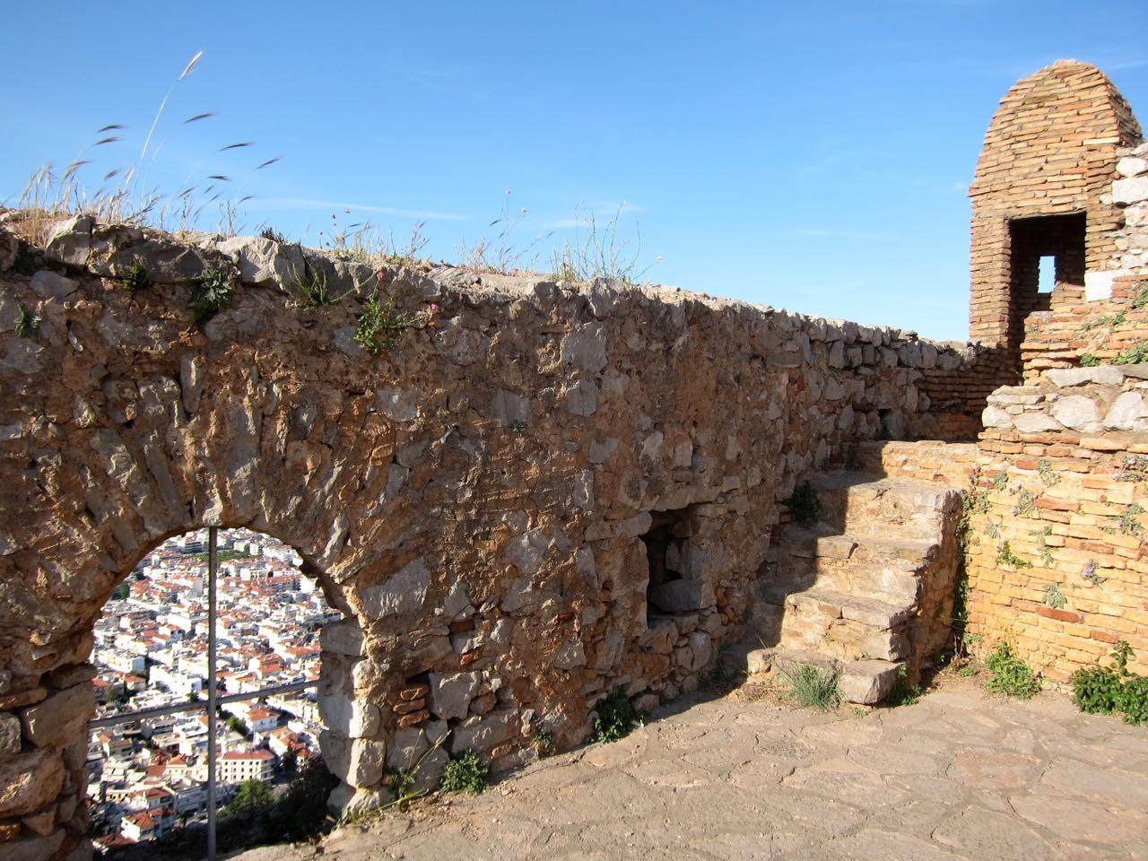 Festungsanlage Palamidi, Nafplion, Peloponnes