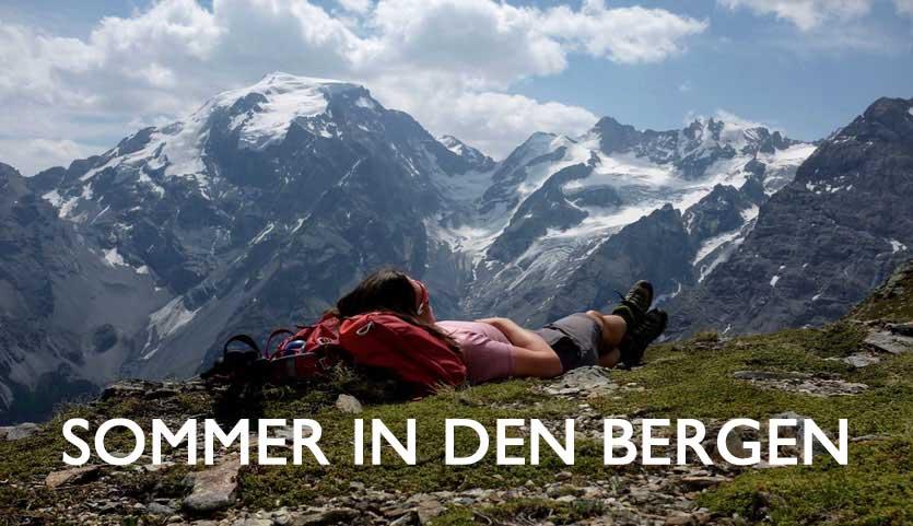 Edeltrips Reiseblog Bergwelt Sommer