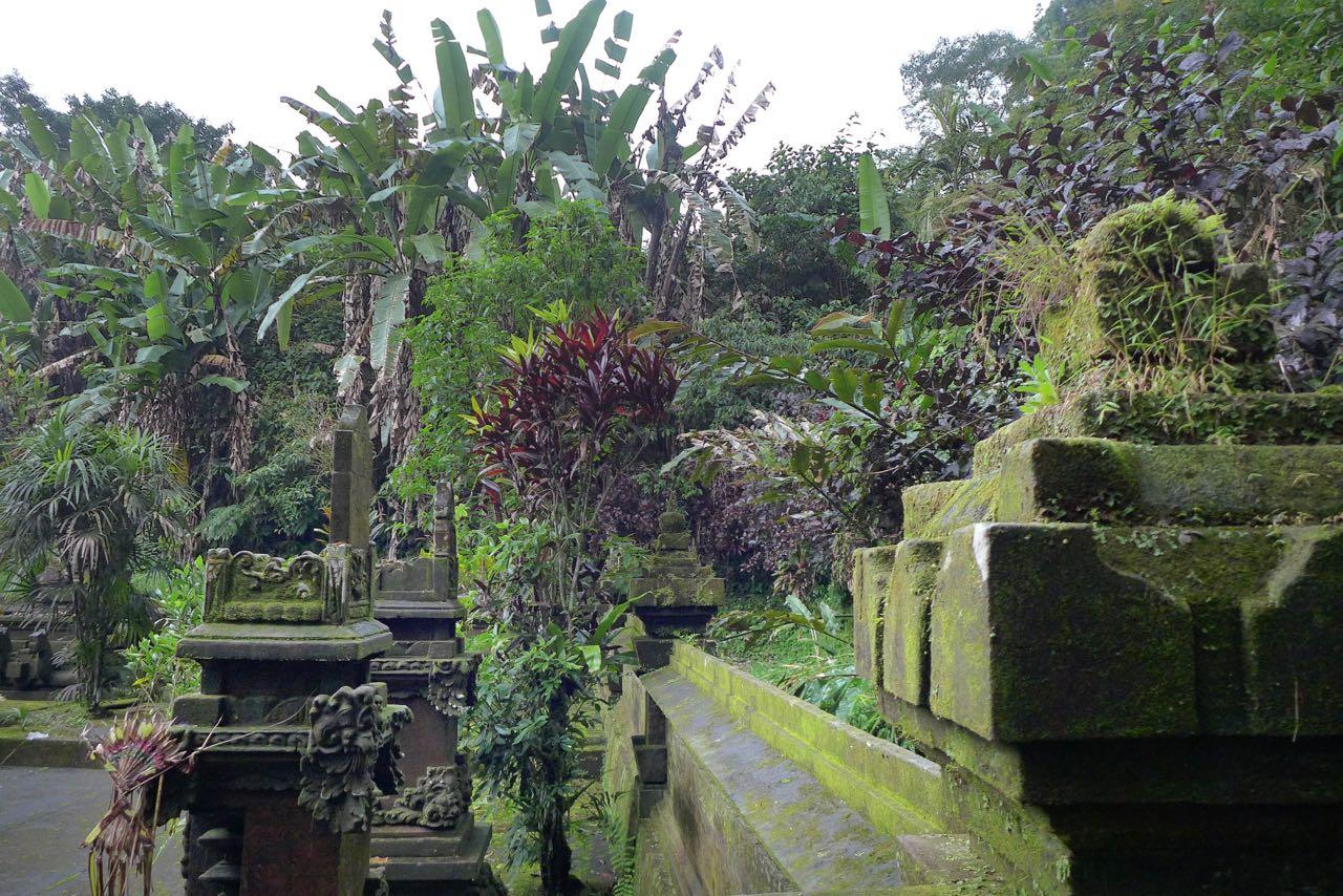 Tempel Pura Luhur Batukaru Bali