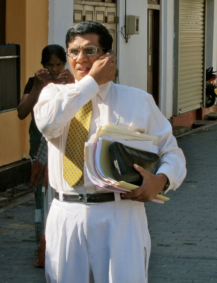'Advocates & Lawers' in Sri Lanka