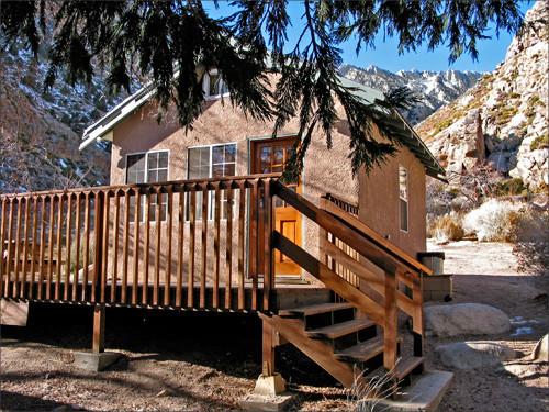 Cabin De La Cour Ranch, Lone Pine