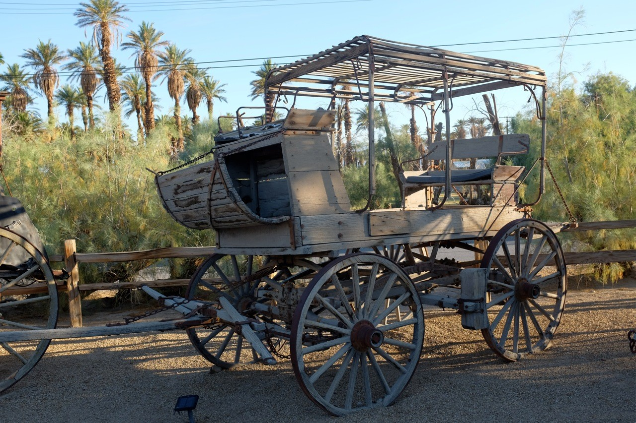 Furnace Creek Ranch Museum, Death Valley