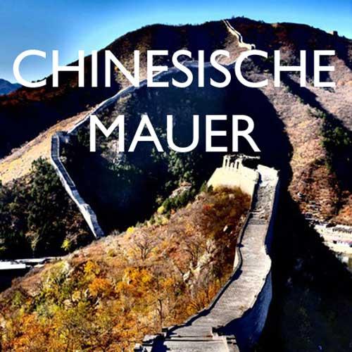 China reiseblog Chinesische Mauer