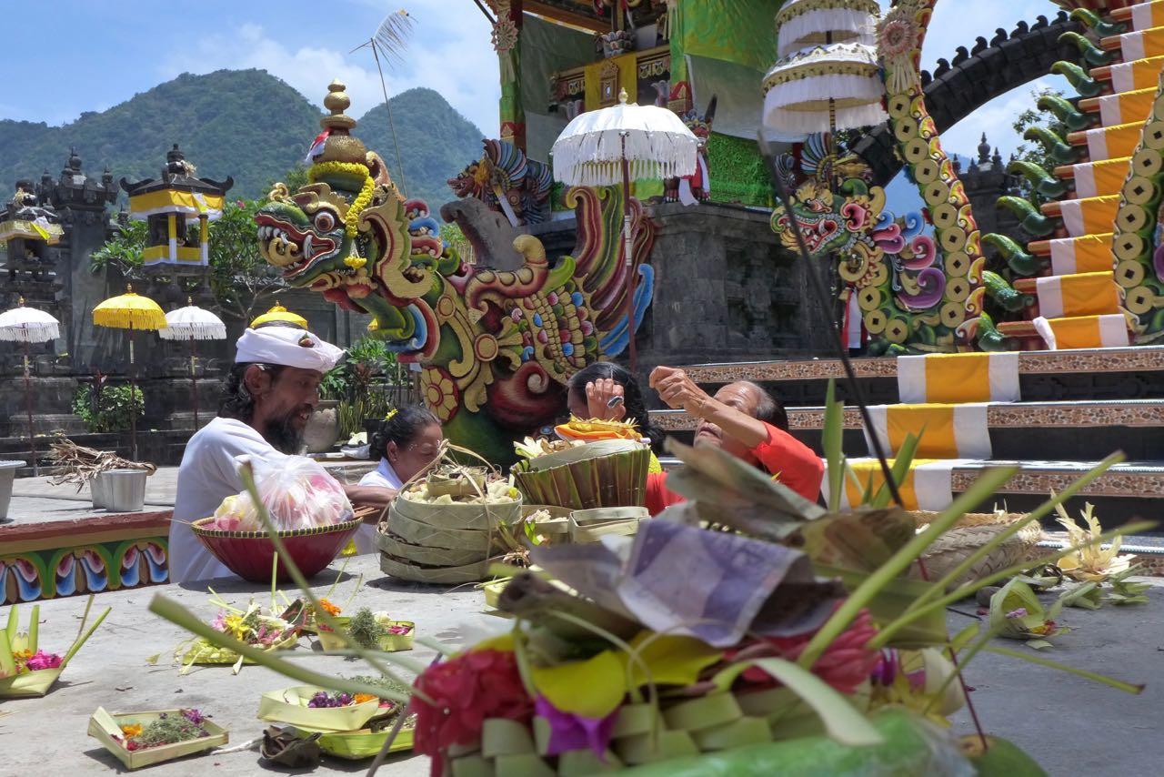 Pura Melanting Tempel Bali Norden