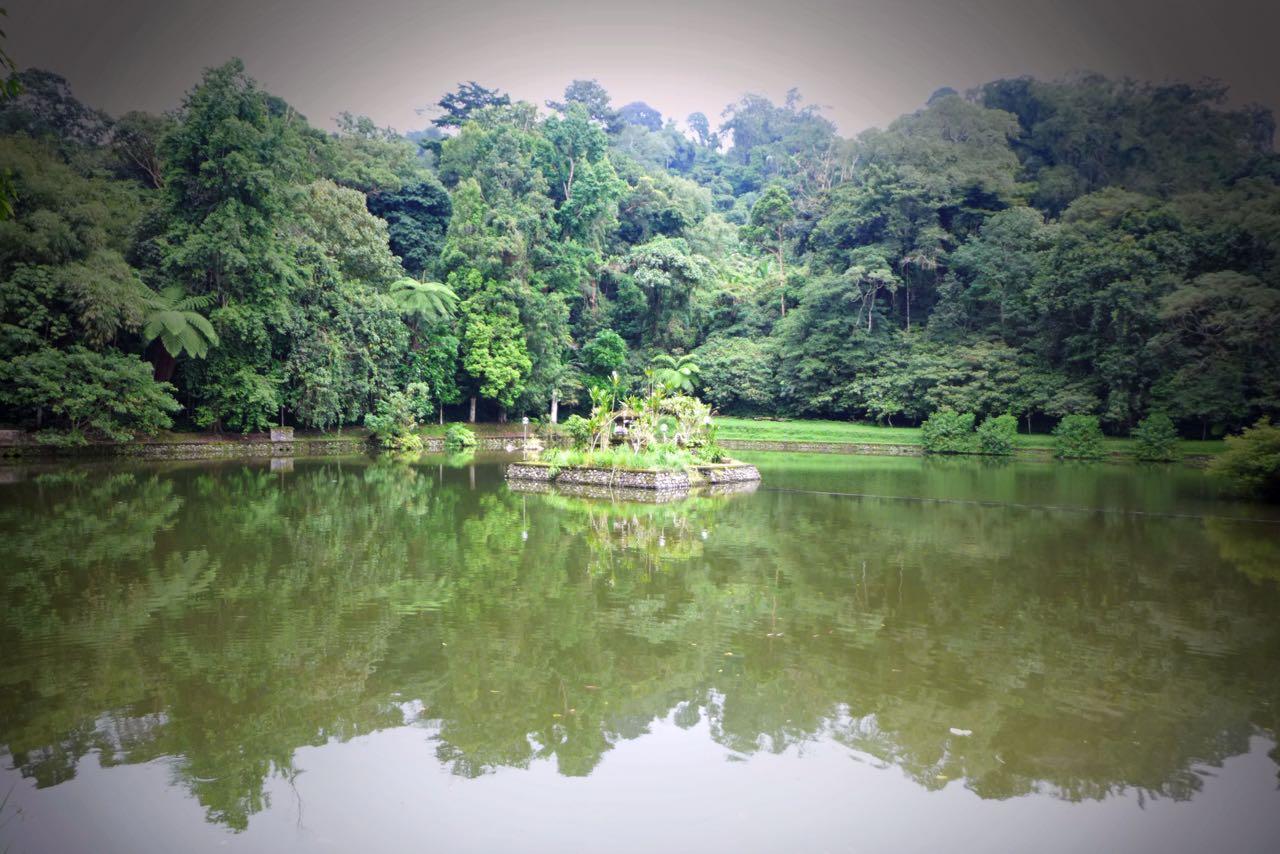 Tempelanlage Pura Luhur Batukaru Bali
