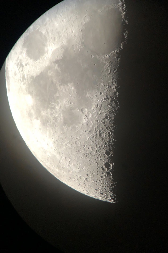 Mond Observatorium Atacama