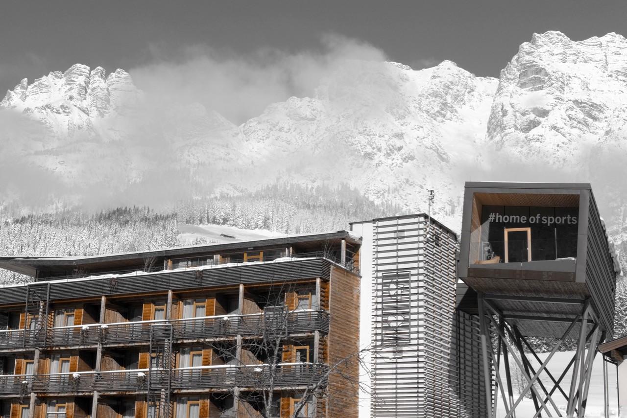 ski wellness im aktivhotel salzburger hof leogang reiseblog. Black Bedroom Furniture Sets. Home Design Ideas