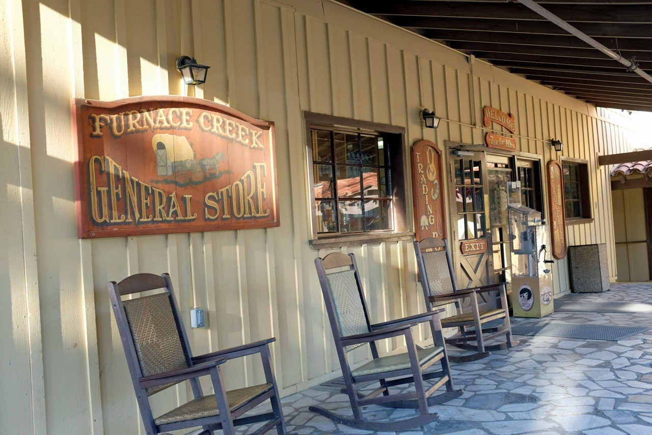 Furnace Creek Ranch General Store, Death Valley