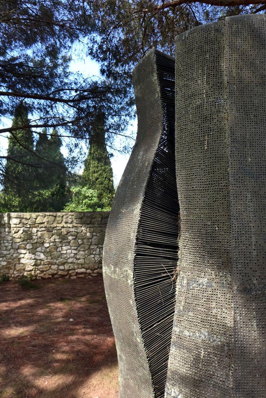 Skulturenpark  Vrsar Istrien
