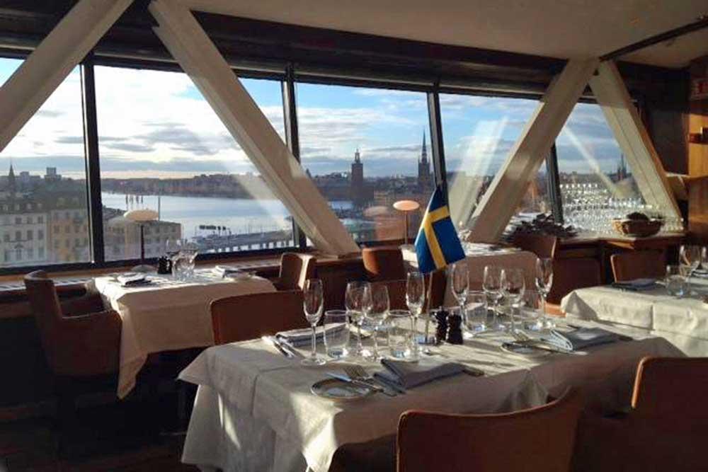 Restaurant Eriks Gondolen Södermalm Stockholm