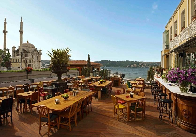 The House Cafe Ortaköy, Istanbul