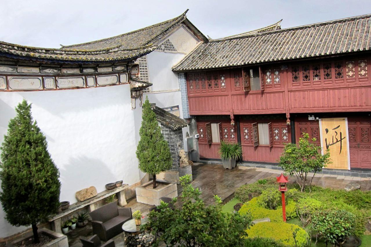 Hotel Linden Centre im Bai Dorf Xizhou