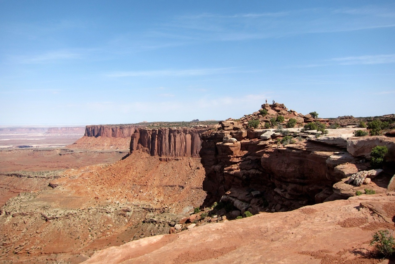 Grand View Point, Island in the Sky, Canyonlands Nationalpark