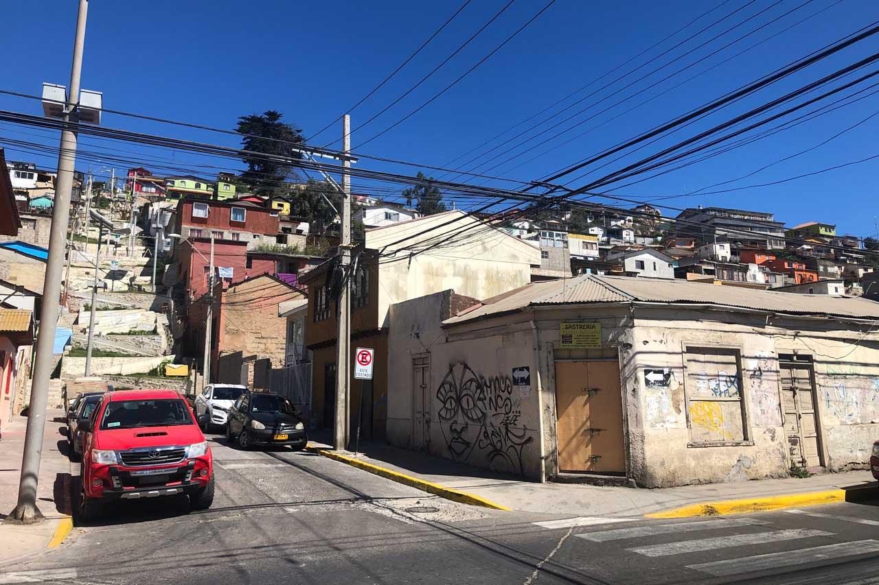 Auf den Hügeln von Coquimbo