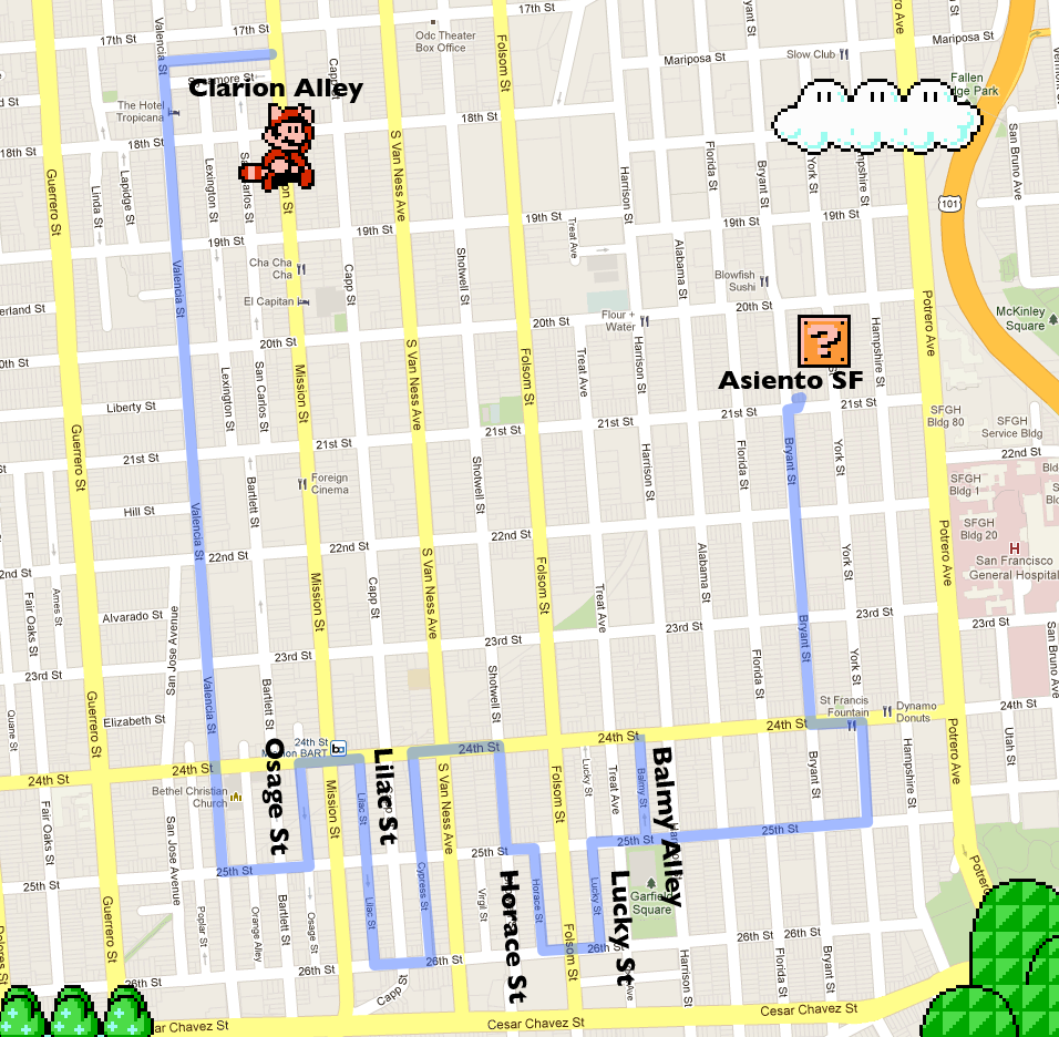 Murals Map Mission