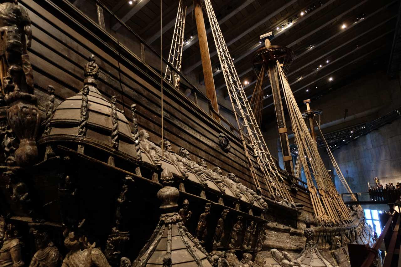 Einmalig auf der Welt, Vasa in Stockholm