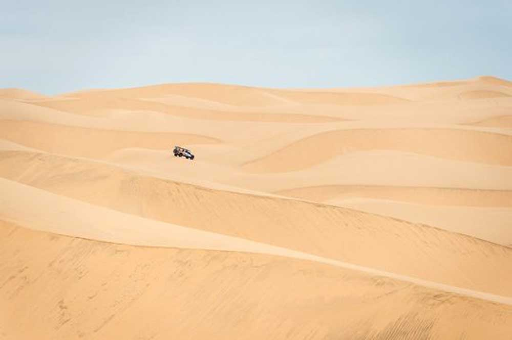 Sandwich Harbour 4x4 Excursion Swakopmund