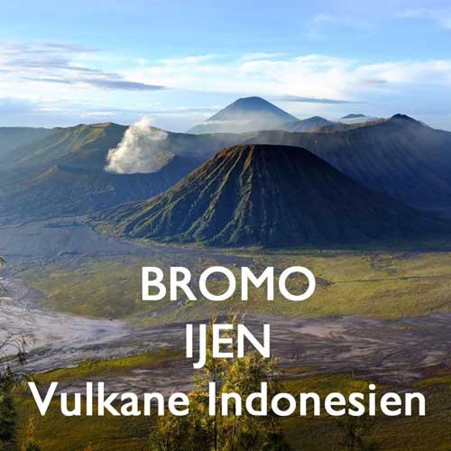 Reisebericht Bromo Ijen Vulkan Java Indonesien Reiseblog