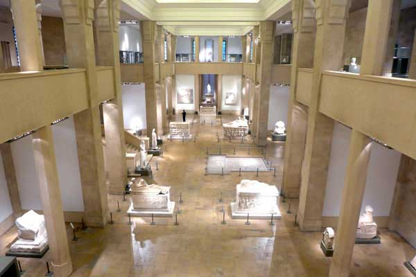 Große Halle National Museum of Beirut
