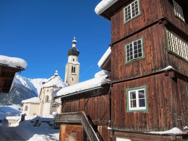 Schönes Innervillgraten, Villgratental, Osttirol Austria