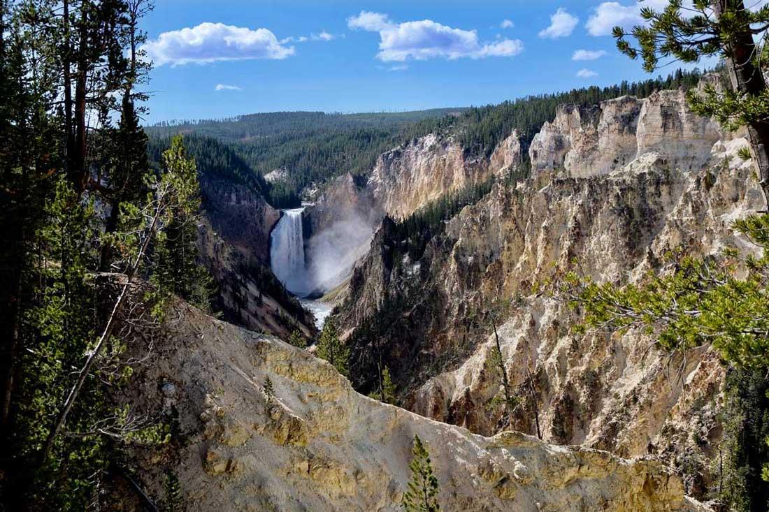 Yellowstone Artist Point