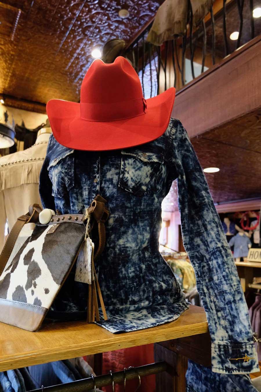 Fashion Westernstyle, Hamley & Co Pendleton