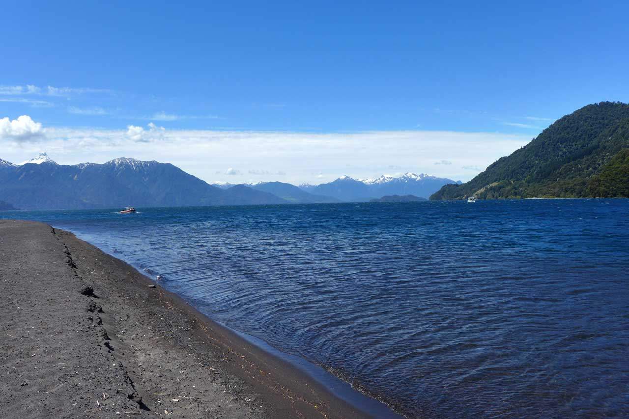 Lago Todos los Santos Bootstouren