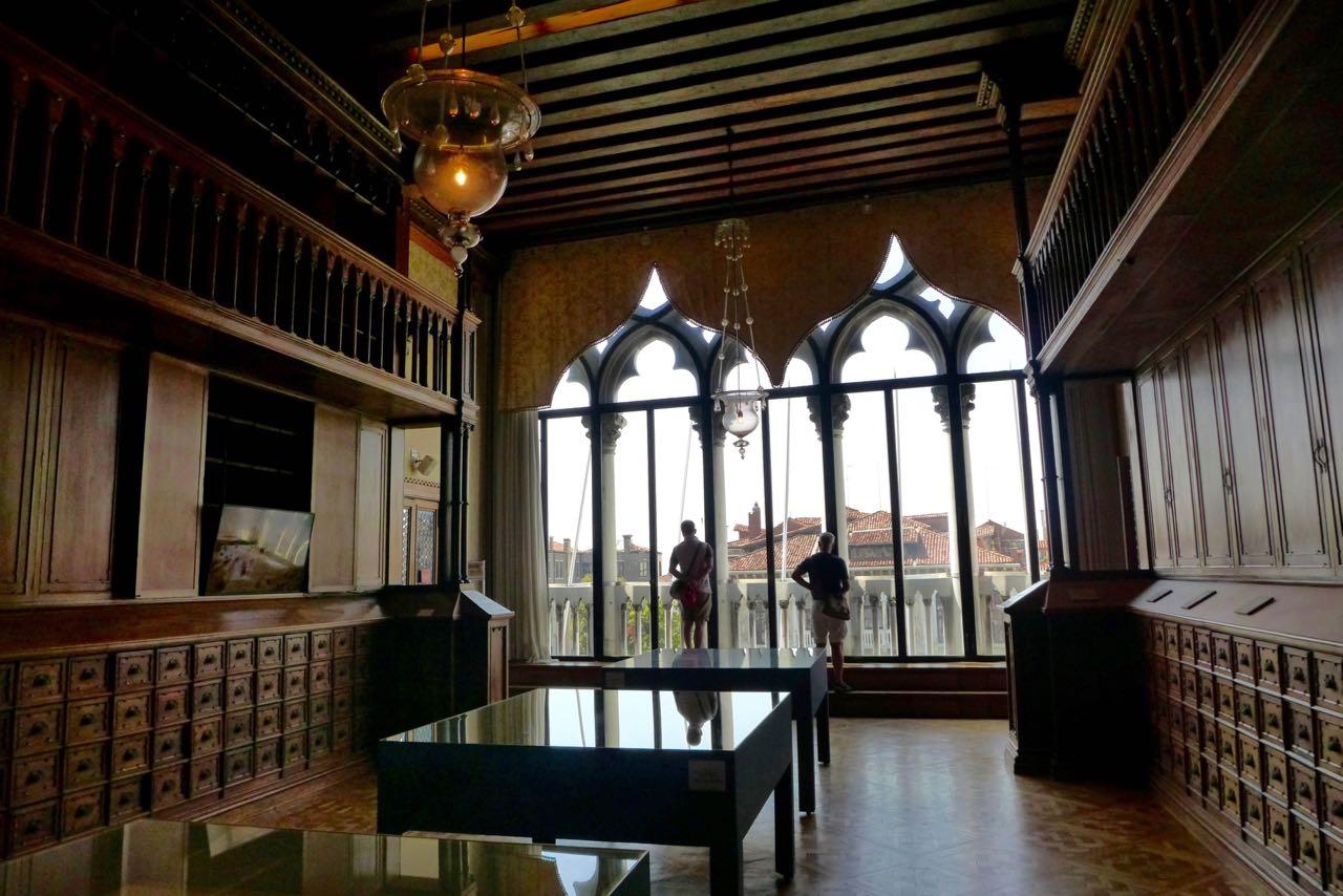 Iraq im Palazzo in San Marco