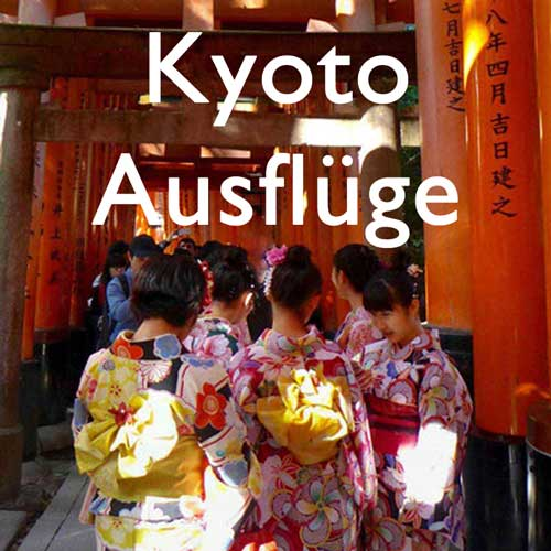 Reisebericht Kyoto Ausflüge Japan Reiseblog