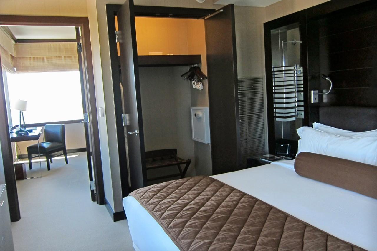 Super Bett im Vdara Hotel Las Vegas