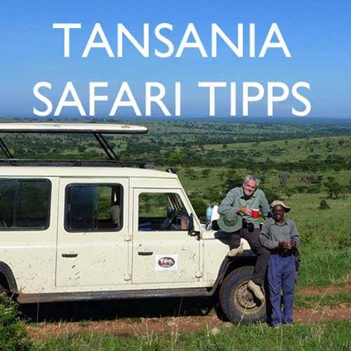Reisebericht Tansania Safari Tipps Reiseblog