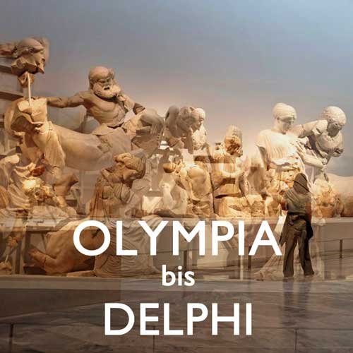 Reisebericht Griechenland Peloponnes Olympia Reiseblog