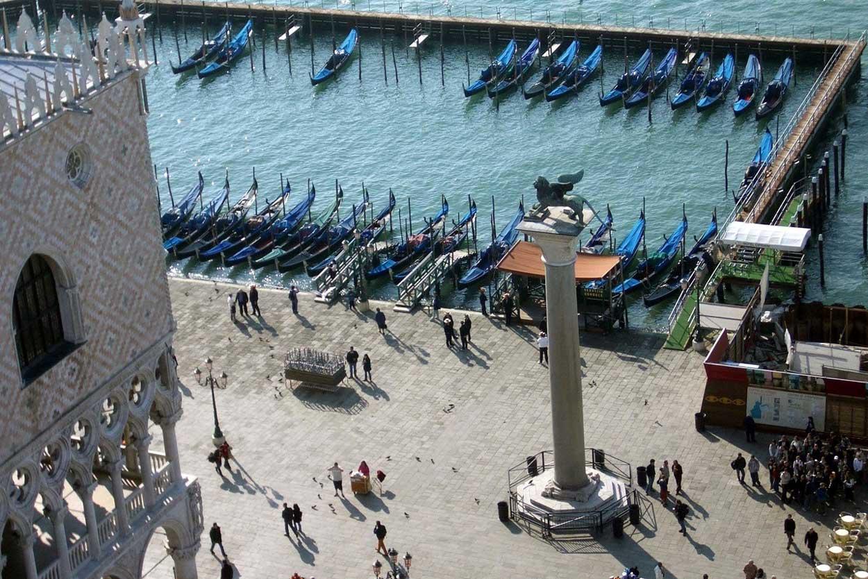 Venedig San Marco Campanille