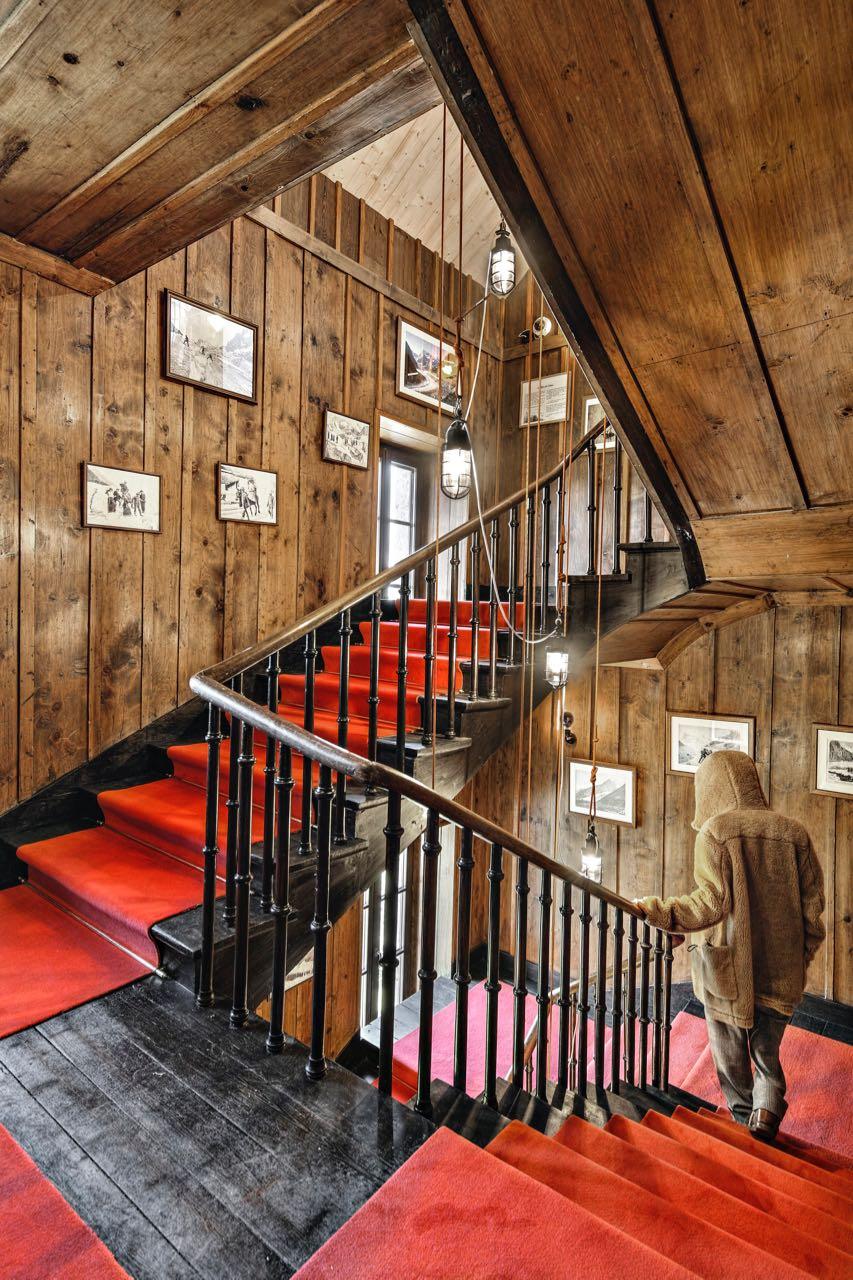 Berghotel Refuge du Montenvers in Chamonix
