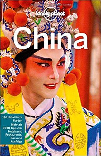 CHINA Lonely Planet Reiseführer