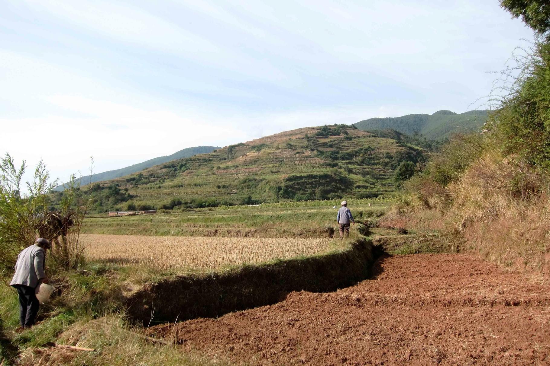 Fahrrad-Tour entlang der Shaxi Bauerndörfer