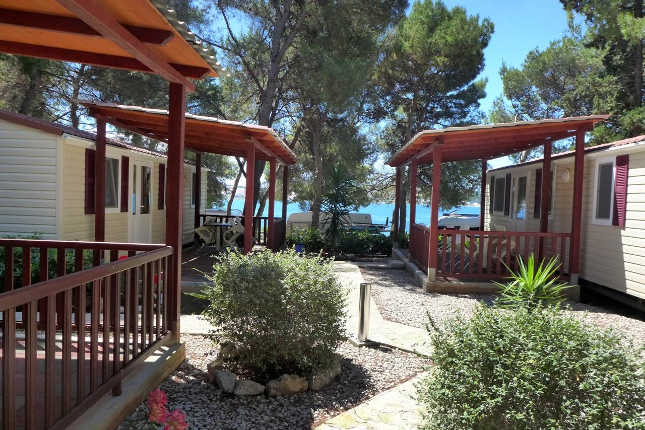 Restaurant Campingplatz Rožac auf Ciovo /Trogir