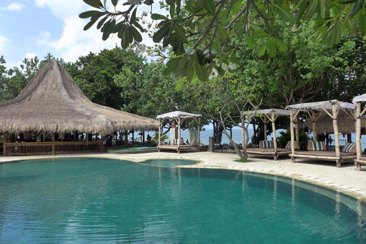 Pool Taman Sari Pemuteran, Bali
