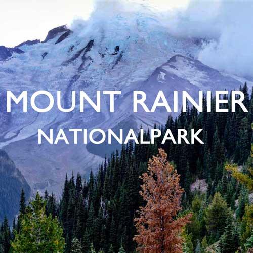 Mount Rainier Nationalpark USA Reisebericht Reiseblog