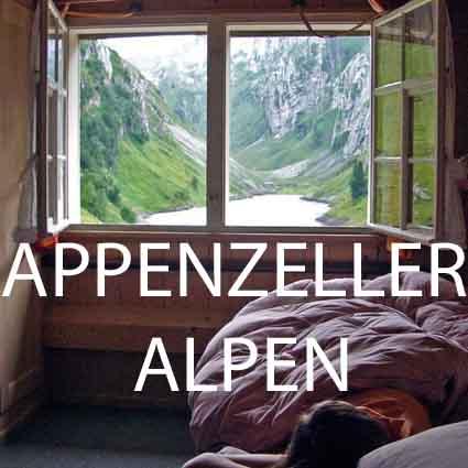 Wandern Appenzeller Alpen Schweiz Reiseblog Edeltrips