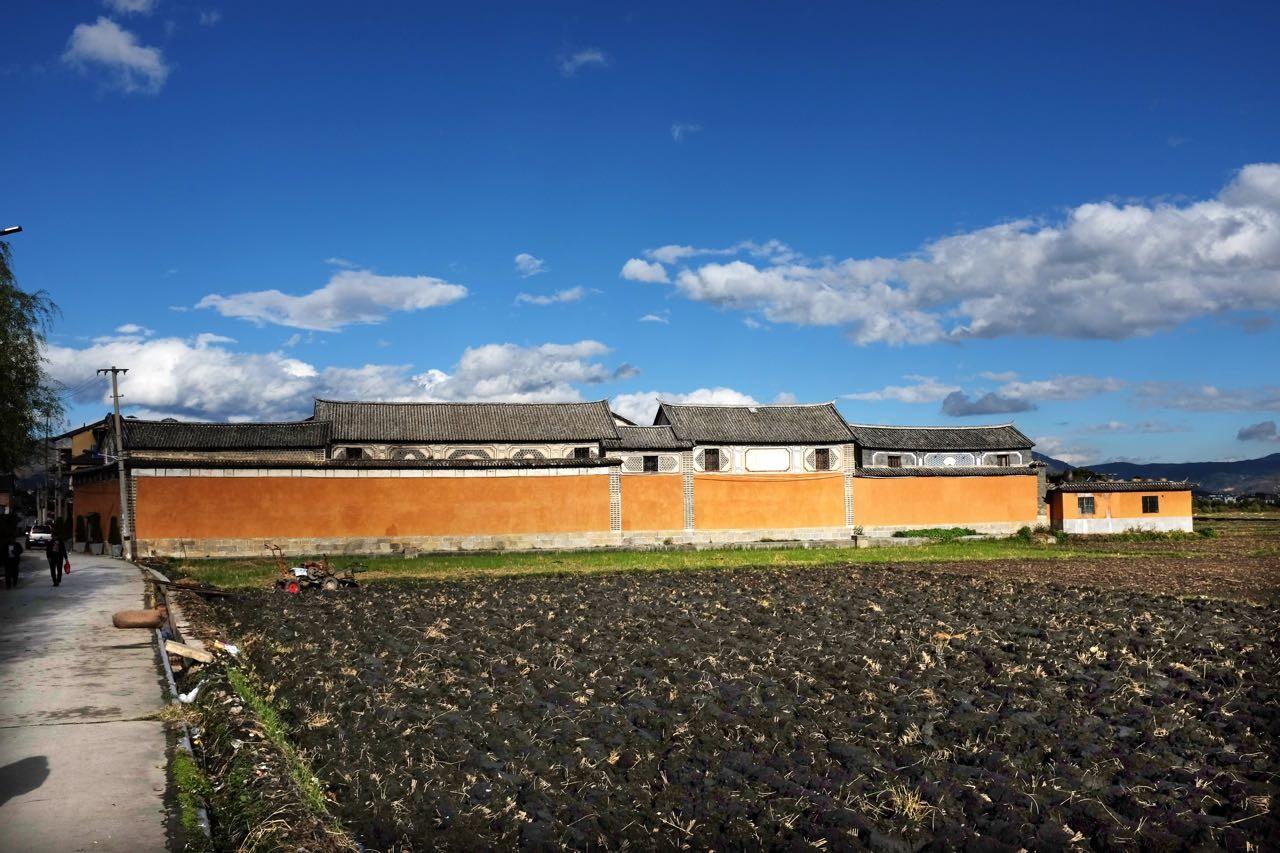 Das Linden Centre Anwesen, ein Juwel versteckt hinter Mauern