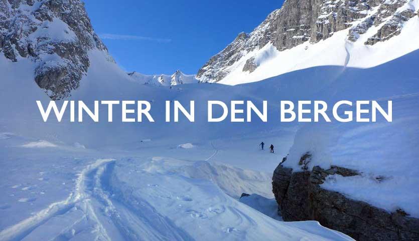 Edeltrips Reiseblog Skitouren und Winterurlaub